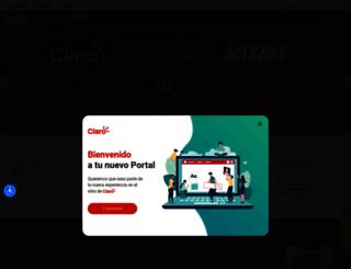 contenidos.clarotodo.com screenshot