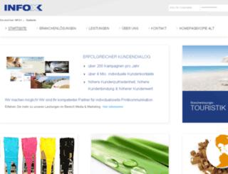 content.infox.de screenshot