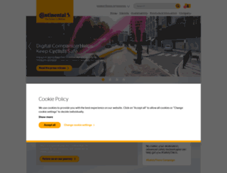 conti-online.com screenshot