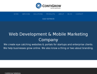 contigrow.com screenshot
