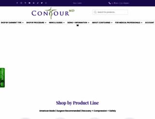 contourmd.com screenshot