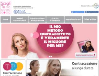 contraccezionesmart.sceglitu.it screenshot