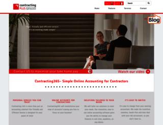 contracting365.com screenshot