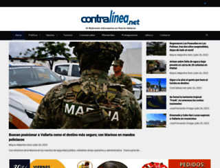 contralinea.net screenshot