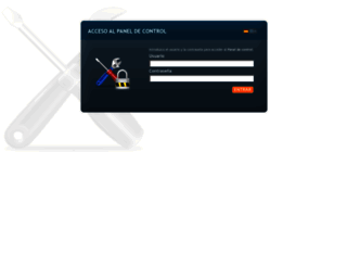 control.frado.net screenshot