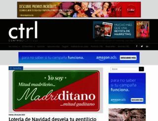 controlpublicidad.com screenshot