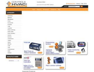 controlshvac.com screenshot