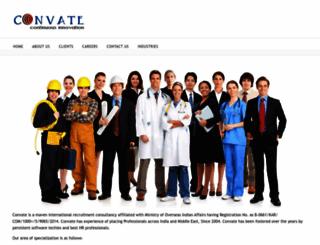 convate.com screenshot