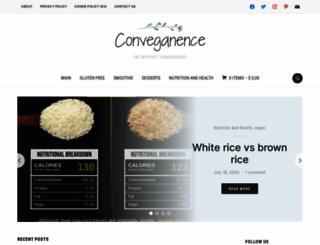 conveganence.com screenshot