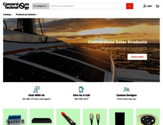 conversionstechnology.com screenshot