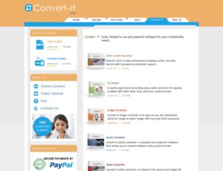 convert-it.org screenshot