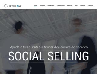 converxa.com screenshot