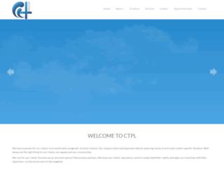 convictiontechnology.com screenshot