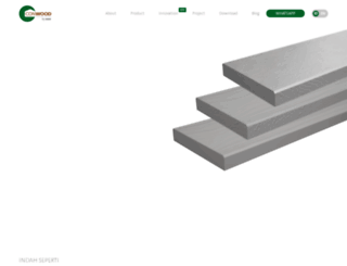 conwood.co.id screenshot