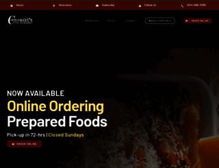 conzattis.com screenshot