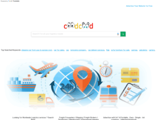 coodcood.com screenshot
