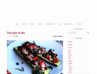 cookbookmeals.com screenshot
