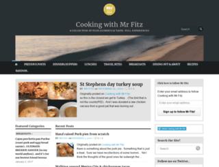 cookingwithmrfitz.com screenshot