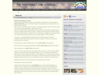 cookofafrica.com screenshot