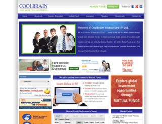 coolbrain.in screenshot