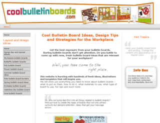 coolbulletinboards.com screenshot