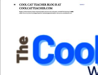 coolcatteacher.blogspot.in screenshot