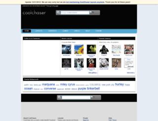coolchaser.com screenshot