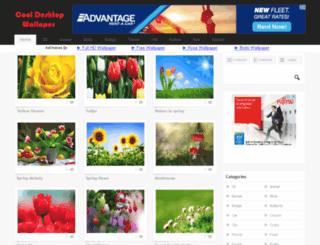 cooldesktopwallpaper.net screenshot