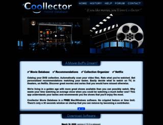 coolector.com screenshot