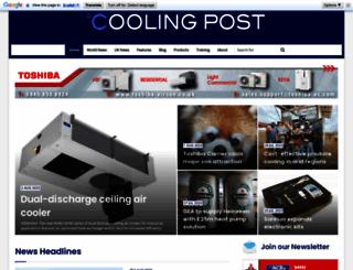 coolingpost.com screenshot