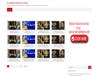 coolkeralam.com screenshot