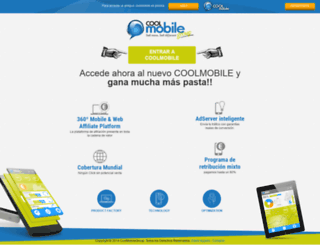 coolmobile.es screenshot