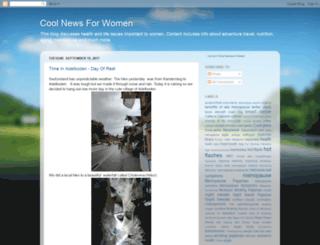 coolnewsforwomen.com screenshot