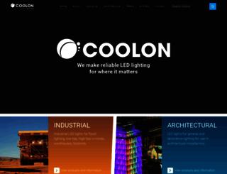 coolon.com.au screenshot