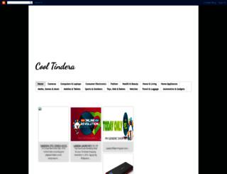cooltindera.blogspot.com screenshot