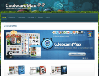 coolwaremax.com screenshot
