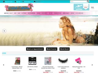 cooshcabana.com.au screenshot