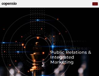 copernio.com screenshot