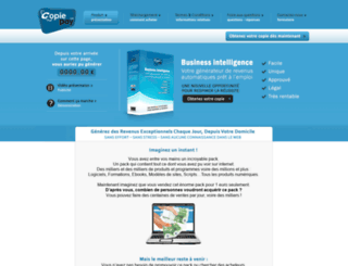 copiepay.com screenshot