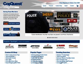 copquest.com screenshot