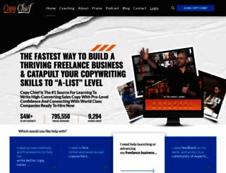 copychief.com screenshot