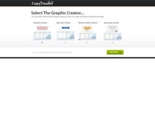 copydoodler.com screenshot