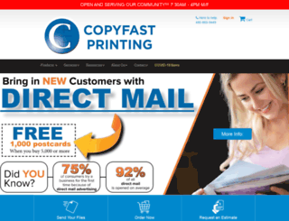 copyfastprinting.secureprintorder.com screenshot
