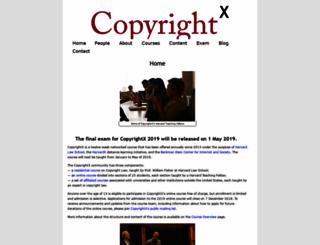 copyx.org screenshot