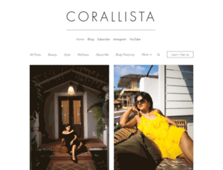 corallista.com screenshot