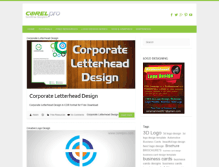 corelpro.com screenshot