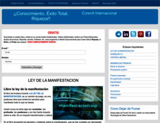 corentt.com screenshot