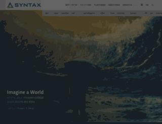 coresys.com screenshot