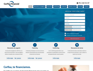 corfisa.com screenshot