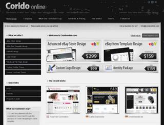 coridoonline.com screenshot